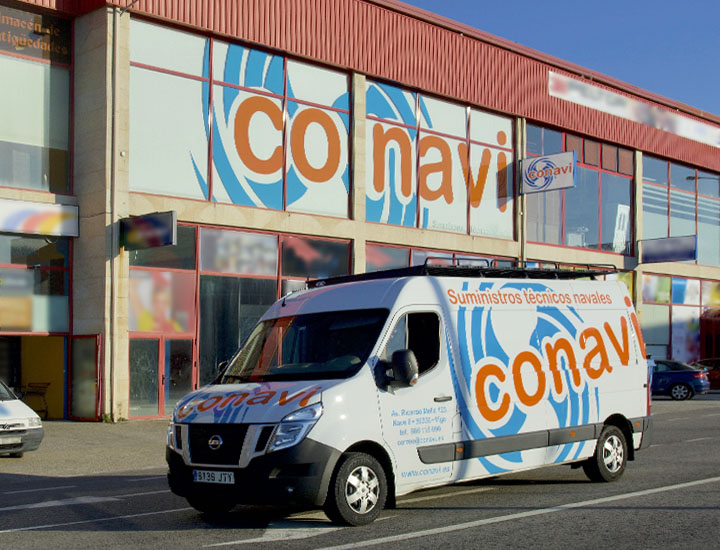 Nuevas instalaciones CONAVI